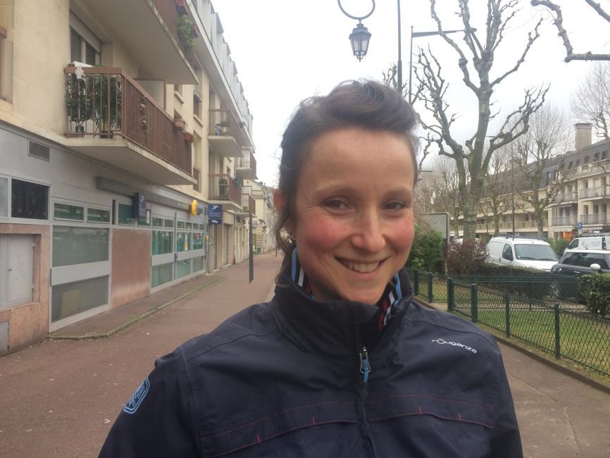 Amandine krauskopf therapeute equin paris-turf courses